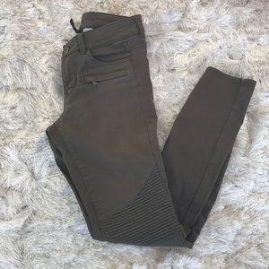 Balmain Style Moto jeans (SIZE4) by H&M
